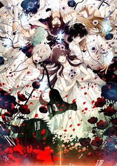 Collar X Malice Unlimited Fandisc's Opening Movie Streamed - News - Anime News Network Anime Guys, Manga Anime, Anime News Network, Anime Reccomendations, Nintendo Switch Games, Fandom, Otaku, Streaming Movies, Anime Couples
