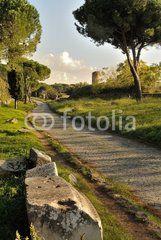 Appia Antica Street