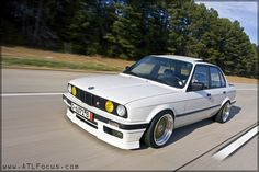 1989 BMW 325i Sedan  2 doors is usually king but for a BMW I could have 4.