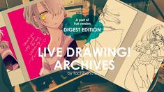 ✔ Live Drawing! Digest version 2018.03.07