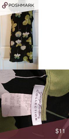 Flowered dress Comfortable flowy flowered sundress Giorgio Fiorlini Dresses Midi