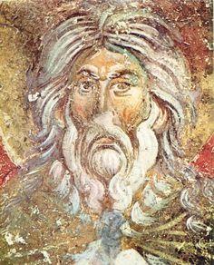 Источна страна поткуполног простора: пророк Илија