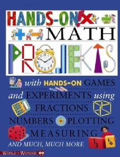 Hands On! Math Projects (Paperback) - 15780166 - Overstock.com Shopping - The Best Prices on Mathematics
