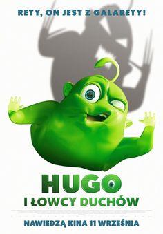 Hugo i łowcy duchów (2015) - Filmweb