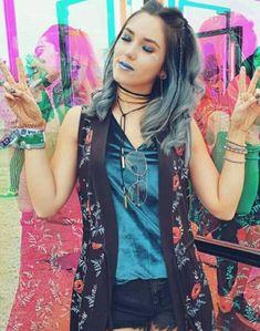 Top COACHELA!! Sylvia Day, Little Mix, 5 Seconds Of Summer, Bffs, Youtubers, Kawaii, Instagram, Punk, Outfits