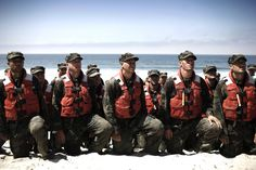 What's in your survival kit?  If you were a Navy SEAL, it would be...