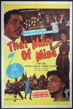 THAT MAN OF MINE Movie Poster (1946)