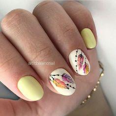 Cute Acrylic Nail Designs, Best Nail Art Designs, Cute Acrylic Nails, Gelish Nails, Nail Manicure, Pink Nail Art, Pink Nails, Classy Nails, Simple Nails
