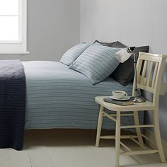 Buy John Lewis Croft Collection Selby Flannelette Bedding Online at…