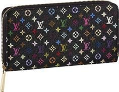 Louis Vuitton Multicolore Wallet  Beautiful!