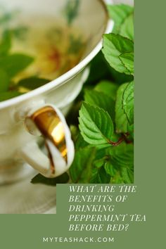 Peppermint tea has relaxing properties that help lessen insomnia and consequently contribute to better sleep. This herb has important anti-inflammatory properties and can help us rest well, thanks to its sedative effect. The use of peppermint is also recommended and is of great help in treating cases in which stress and restlessness are present.