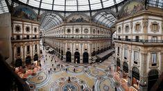 Ταξιδεύουμε Μιλάνο: 8 υπέροχα πράγματα που πρέπει να δεις|ΤΑΞΙΔΙΑ Galleria Vittorio Emanuele Ii, Milano, Travelling, Places To Visit, Louvre, Building, Italia, Buildings, Construction