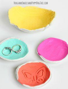 DIY Clay Bowl - FSPDT