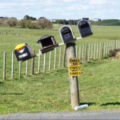 Heavy mail