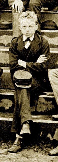 Van Gogh com 13 anos de idade