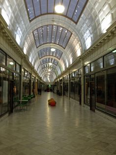 The Colonial Arcade, along with the Euclid Arcade, is one of two arcades that comprise the Fifth Street Arcades complex in downtown Cleveland, Ohio.