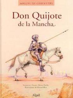 1. DON QUIJOTE DE LA MANCHA. ( super long, but funny)