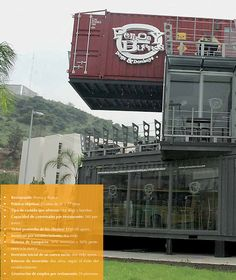 ServiAlimentos Foodservice y Equipo | PERROS Y BURROS CONTAINER. JOIN the only social media network on the web for shipping container homes. It is FREE. Watch me build mine and learn. http://cargocontainerhome101.com