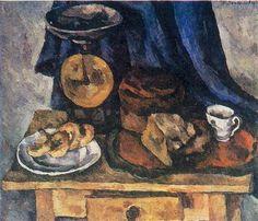 Breads - Pyotr Konchalovsky