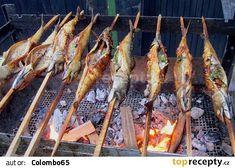 Grilované makrely s libečkem Fish, Meat