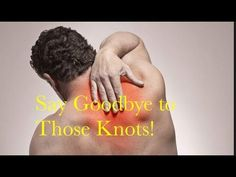 3 Ways to Get Rid of Knots in Your Back - wikiHow