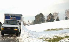 The Snowboard Truck Flip