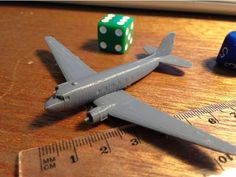 World famous plane that has become THE most iconic transport plane ever made. model in full dimensions in blender and exported from blender Captain Ahab, Print Ideas, 3d Projects, 3d Printer, Airplane, Printing, Diy, Plane, Bricolage