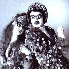 LeighBowery and his wife, Nicola. THE original club kid - an Australian in London and creator of the club TABOO - Originally pinned by RokStarroad.com