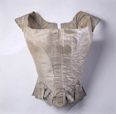 Marie Antoinette's corset, Musee Galliera