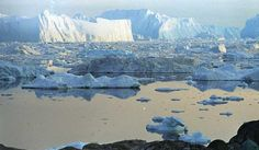 Ilulissat Icefjord (Greenlandic: Ilulissat Kangerlua) is a fjord in western Greenland. Ilulissat Icefjord was declared a UNESCO World Heritage Site in 2004.    ... Get more information about the Ilulissat Icefjord on Hostelman.com #attraction #Greenland #world heritage site #travel #destinations #tips #packing #ideas #budget #trips