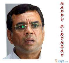 Happy Birthday to Gujju Actor Paresh Rawal :)  @ http://ijiya.com/8236389