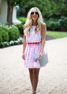 21c2875118d4c4 Via @stylecusp in the Lilly Pulitzer Selina Set Cute Summer Outfits, Preppy  Outfits,
