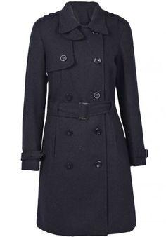 http://somethingpinteresting.blogspot.co.uk/ Awesome classic wool coat!
