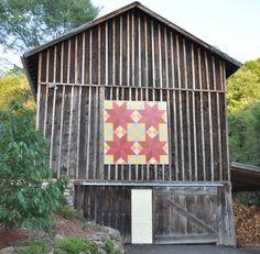 Pennsylvania Quilt Barn