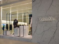Calvin Klein at Central Embassy