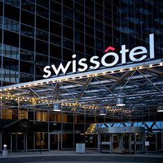 Swissotel Chicago—Chicago, Illinois. #Jetsetter