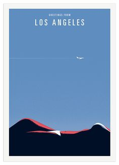 Los Angeles - Thomas Danthony Illustration