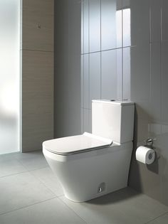 Designed by Matteo Thun & Partners, DuraStyle's simple lines and understated design blends harmoniously into virtually any bathroom.