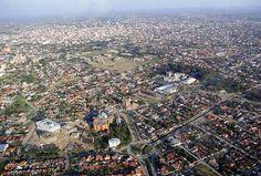 Santa Cruz, Bolivia Bolivia, City Sky, Sky View, Biomes, South America, Places Ive Been, Paris Skyline, City Photo, To Go