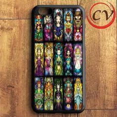 Princess Character iPhone 6 Plus | iPhone 6S Plus Case