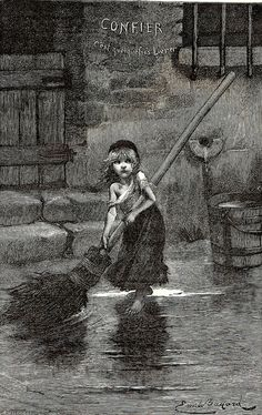19th Century-Les Misérables by Victor Hugo by april-mo, via Flickr