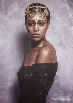 Shop The Look Boho headband African Beauty, African Fashion, African Style, Ankara Fashion, African Men, African Attire, Black Girl Magic, Black Girls, Muse Magazine