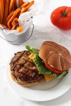 Easy Delicious Turkey Burgers that are great for the grill or on the stovetop.