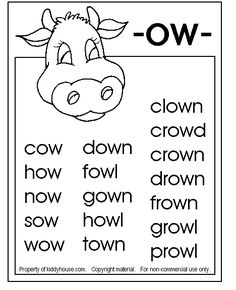 1000+ images about Phonics on Pinterest | Phonics worksheets, Free ...