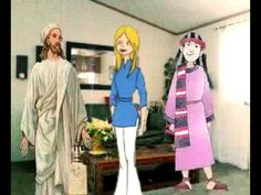 A Love Story 0f Jesus and  His Relationship with  Women and Sinners  Read Luke 7:36- 8:3