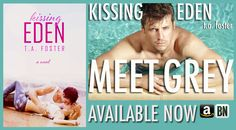 Release Day Launch & Giveaway: Kissing Eden by T.A. Foster  http://ycervera.blogspot.com/2014/03/release-day-launch-giveaway-kissing.html?showComment=1394248592812#c8904436356909247711
