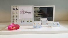 Cataleya is een nieuw sieradenmerk opgericht in 2017. Prachtige gouden (14kt) sieraden, hoofdzakelijk oorbellen, voor iedere vrouw. De sieraden zijn geïnspireerd op de elementen uit de natuur. Er worden diversen materialen uit de natuur verwerkt in de sieraden, zoals de Amethyst, parels en diamanten.
