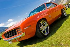 Orange 69 by AmericanMuscle on DeviantArt