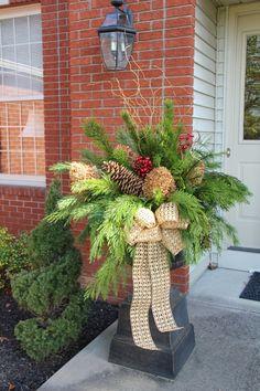 porch pots www.BarnNurseryLandscape.com Click for coupons! http://lp.barnnurserylandscape.com/garden-center-coupons