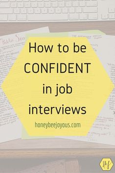 Job interviews are tough, but they're tougher when you're unprepared. Check out these tips and learn how to exude confidence in your next interview. Interview Answers, Interview Skills, Job Interview Questions, Job Interview Tips, Interview Preparation, Job Interviews, Interview Techniques, Teacher Interviews, Finance